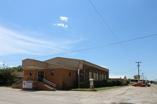 Bible Baptist Church in Electra Texas